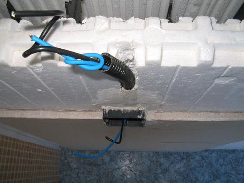 hacer rozas para instalacion electrica trabajos de with
